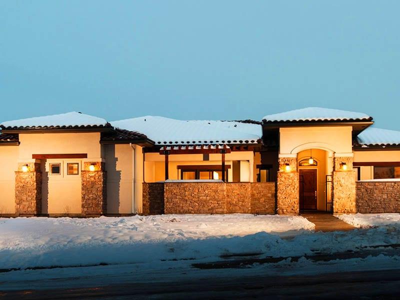 The Corrente Bello Home Featured Image