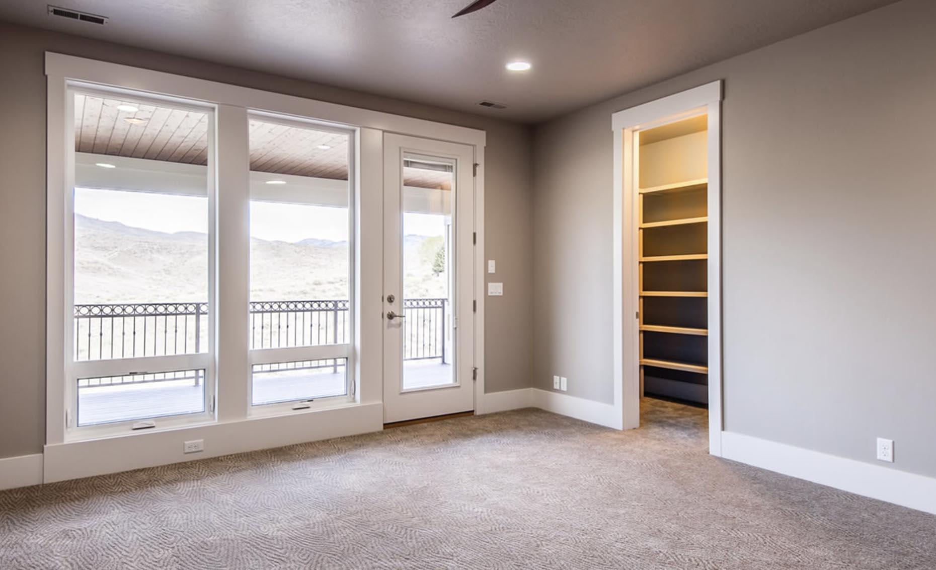 The Heavens Way House Bedroom