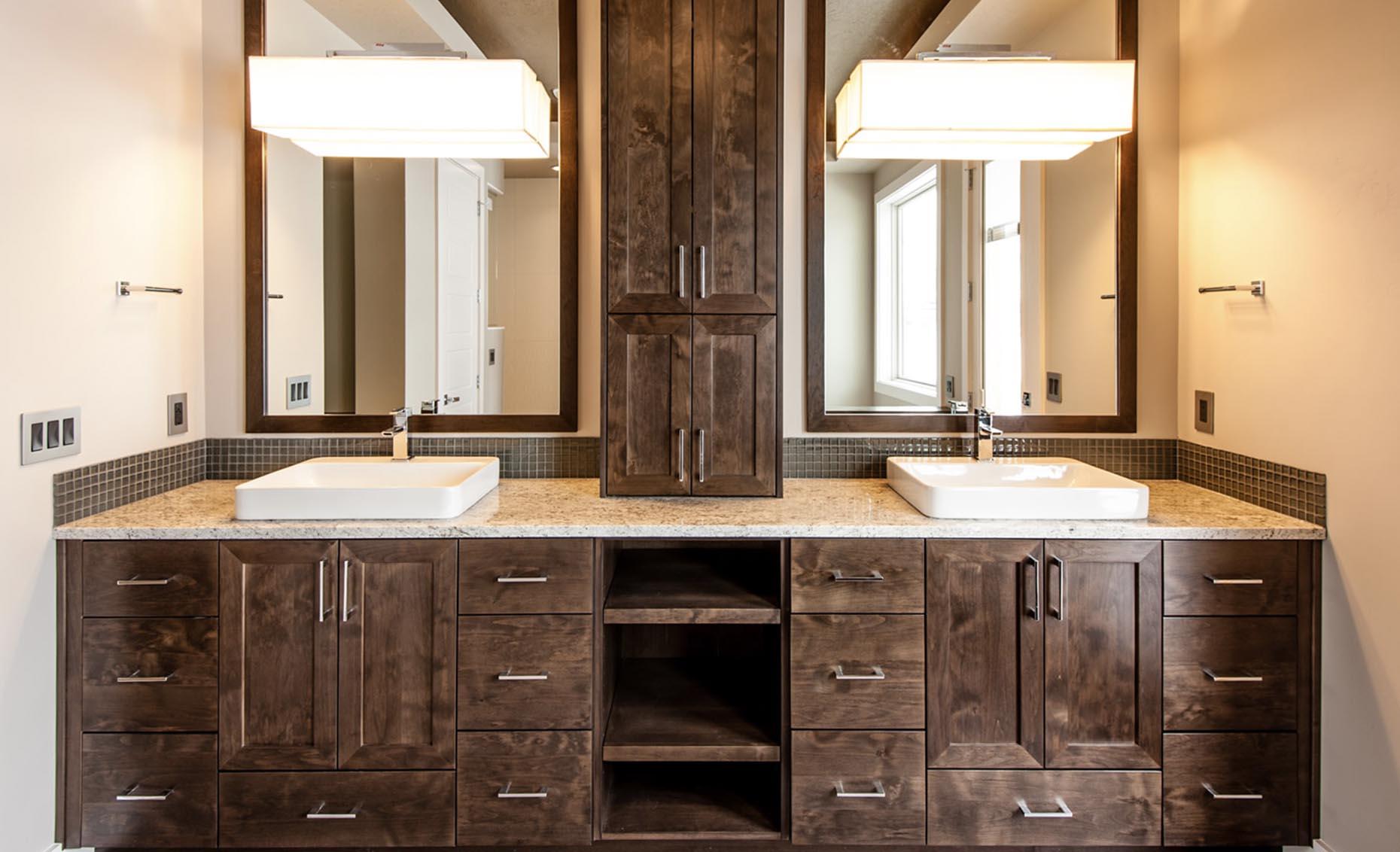 The Corrente Bello House Master Bathroom