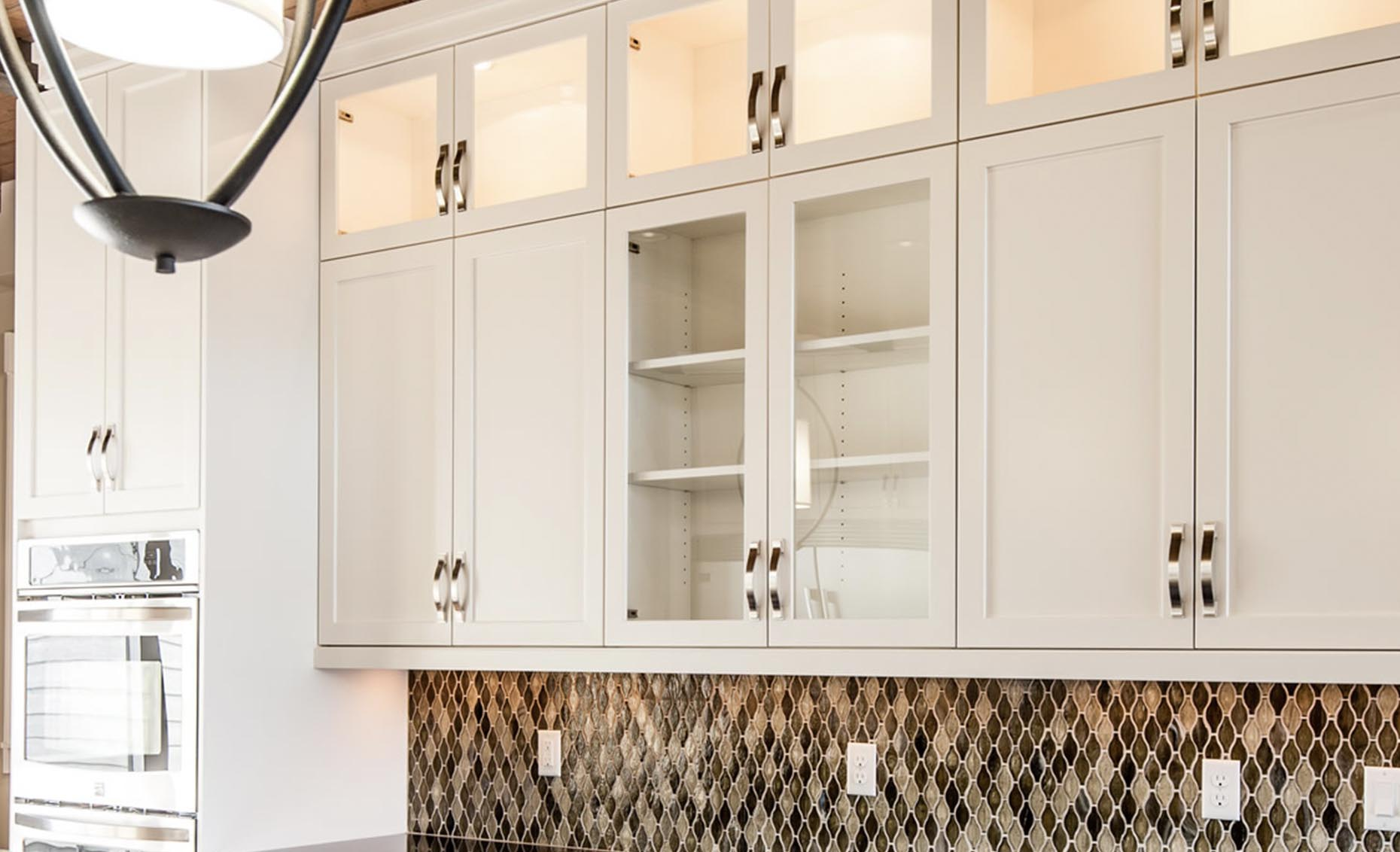 The Heavens Way House Kitchen Cabinetry