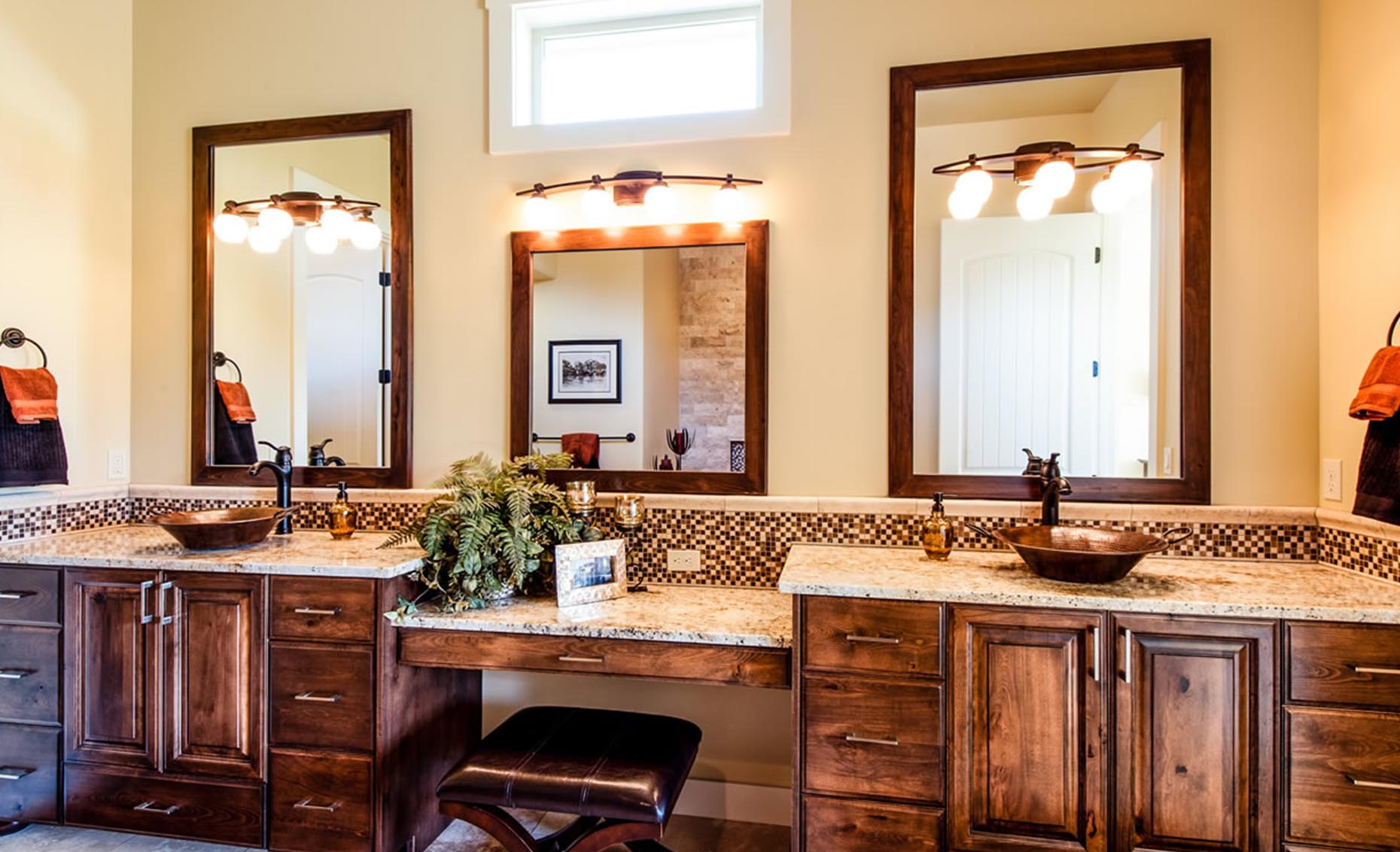 The Villa House Master Bathroom