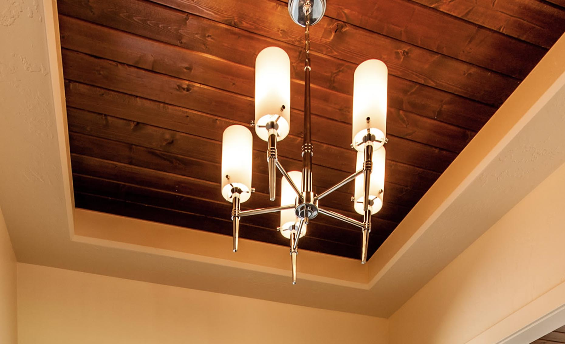 The Contemporary House Chandelier