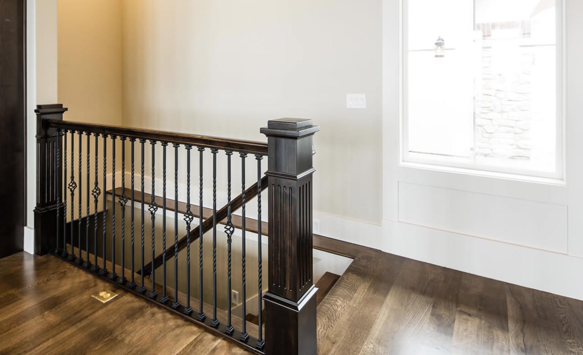 The Strata Via House Stairway