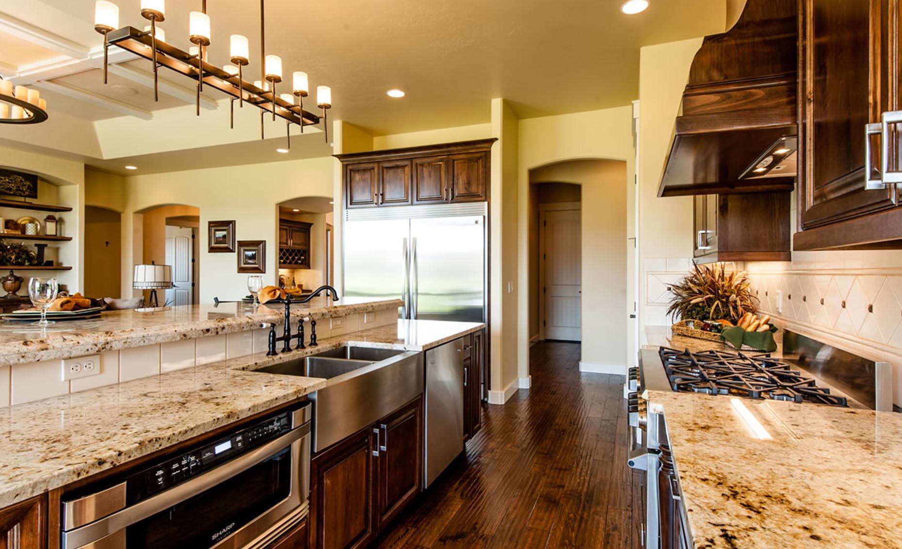 The Villa House Kitchen