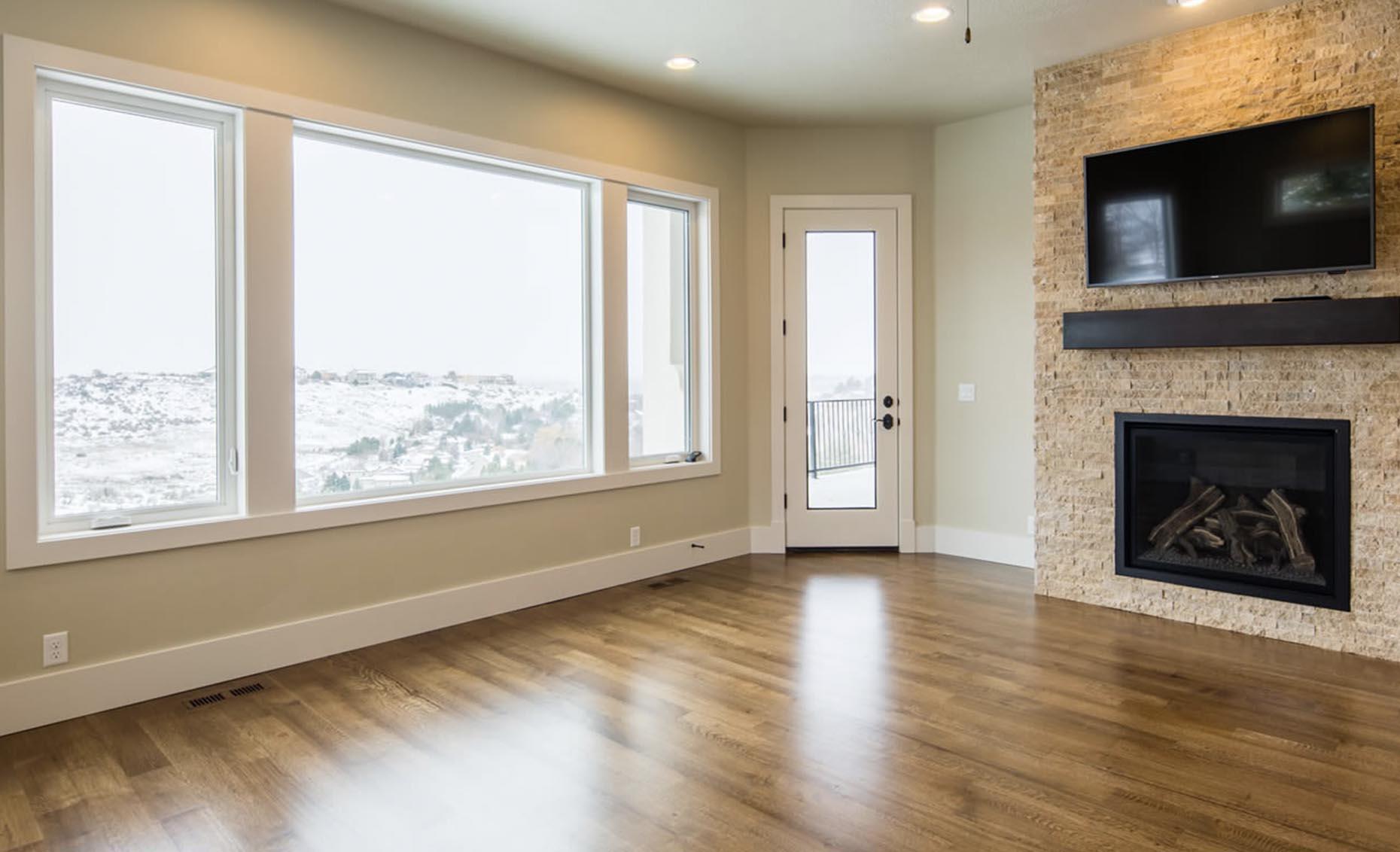 The Strata Via House Living Room