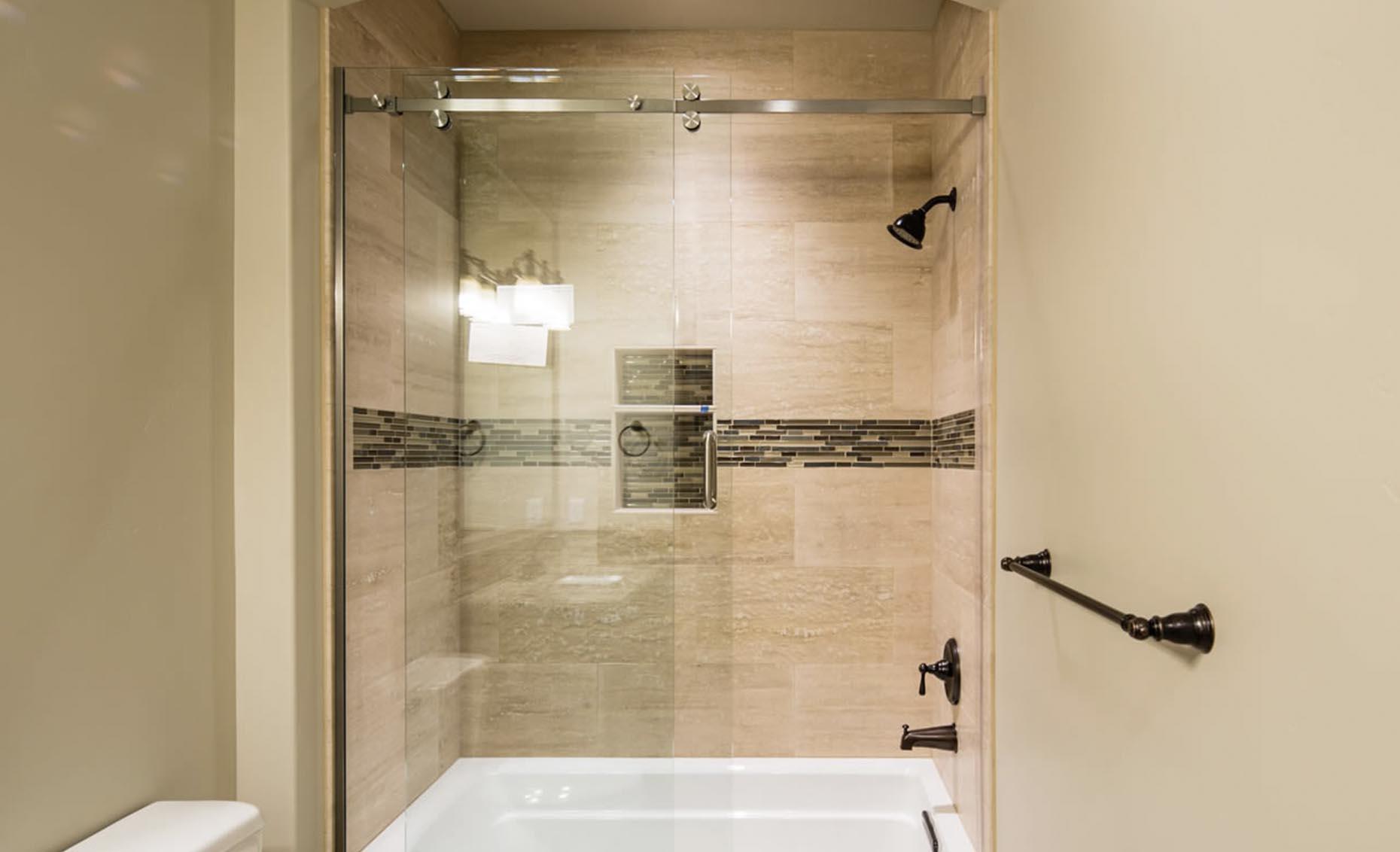 The Strata Via House Shower