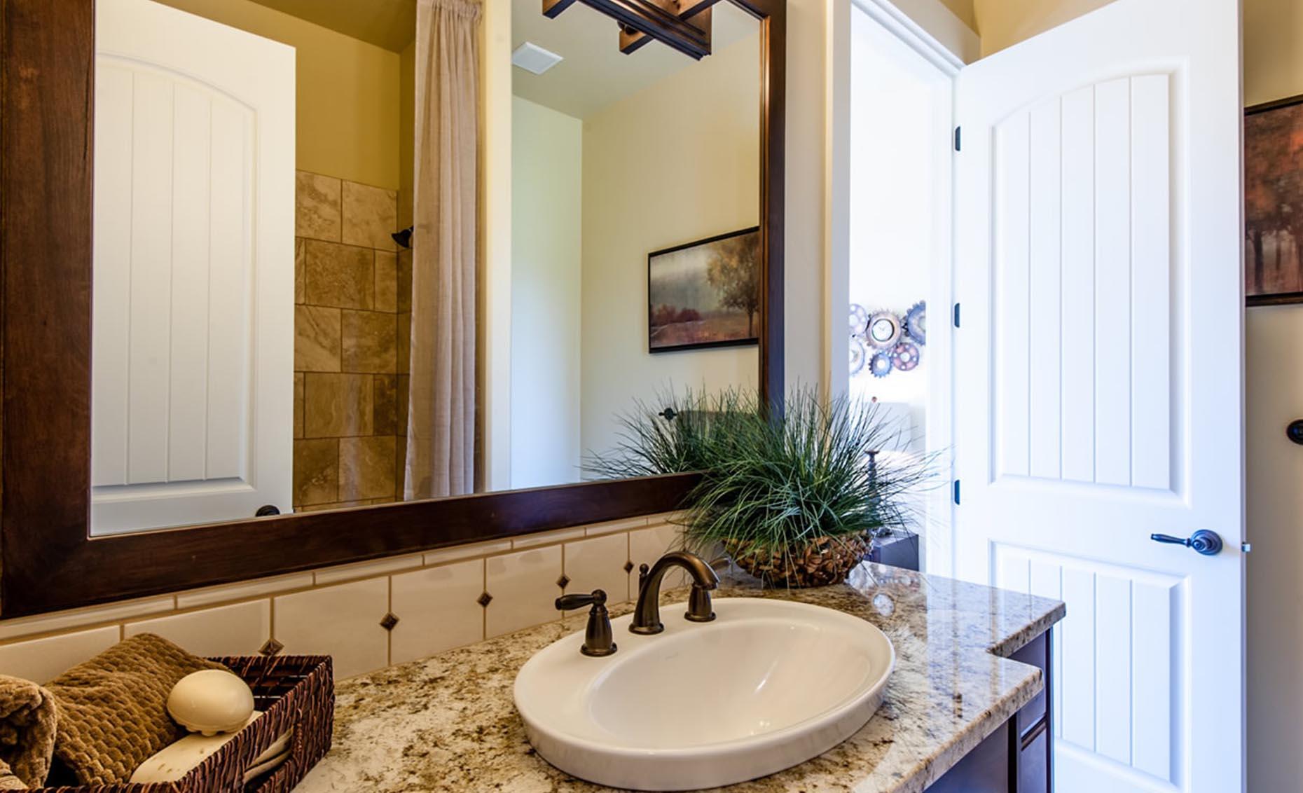 The Villa House Guest Bathroom